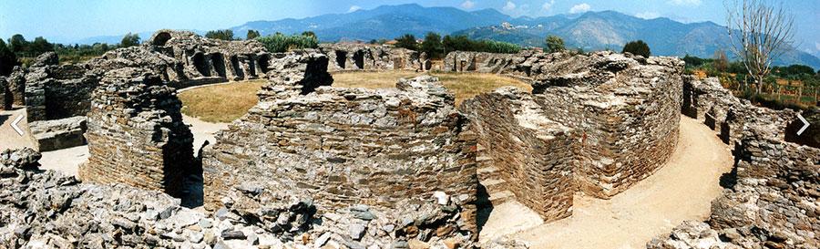 Luni-amphitheater